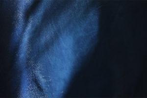 藍染レザー染色