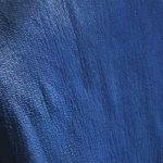 藍染レザーの染色