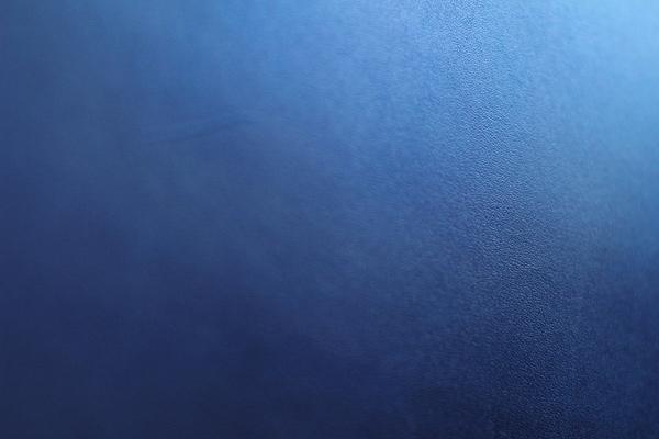 藍染レザー天藍