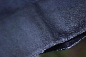 帆布の藍染
