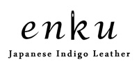 《enku》 Japanese Indego Leather